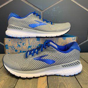 Brooks Adrenaline GTS 20 Grey Blue Running (MS)
